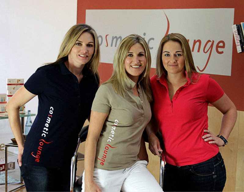 Das Team der Cosmetic Lounge in Kundl